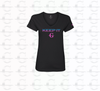 "Ladies - ""Keep It G"" V Tee"