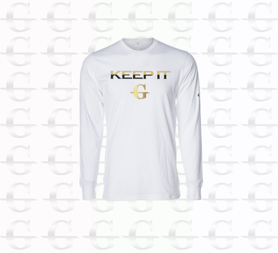 Keep It G: T-Shirt (LS)