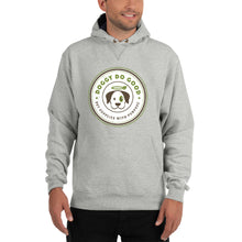 Doggy Do Good Champion Hoodie
