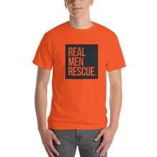 Real Men Rescue - Short Sleeve T-Shirt
