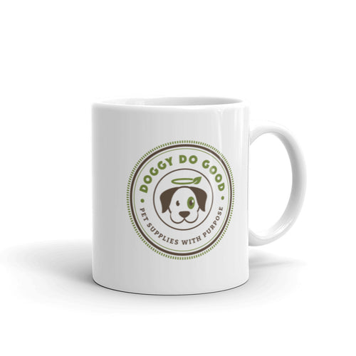 Doggy Do Good - Coffee Mug