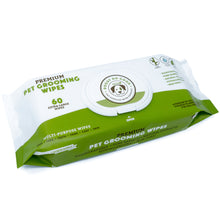 100% Biodegradable XL Premium Pet Grooming Wipes - Natural Scent