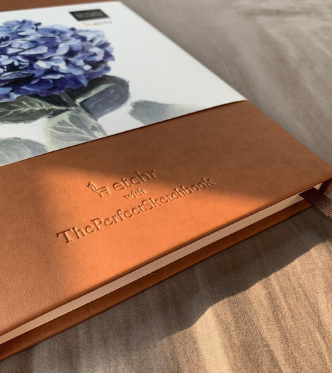 Limited Drop! The Perfect Sketchbook: Signature Series #1