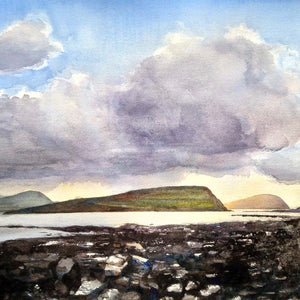 The Ultimate Guide to Painting Cloudscapes in Watercolour
