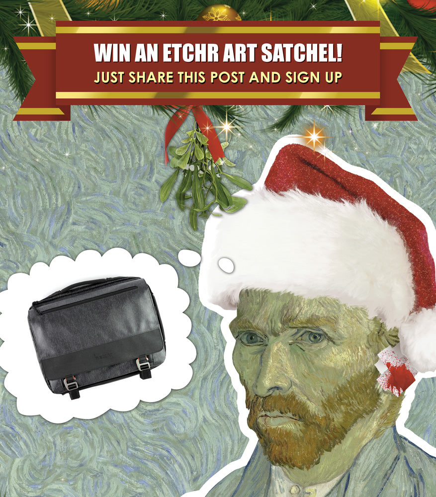 Etchr Christmas Competition