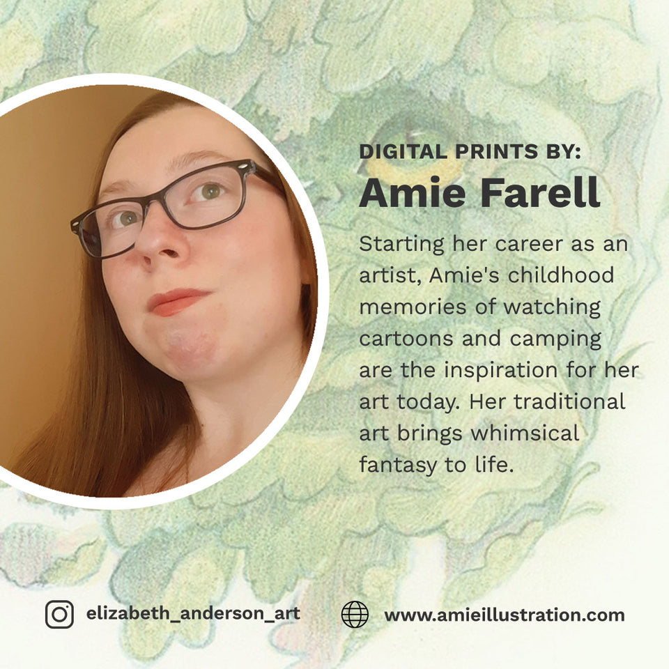 Amie Farrell's Digital Prints
