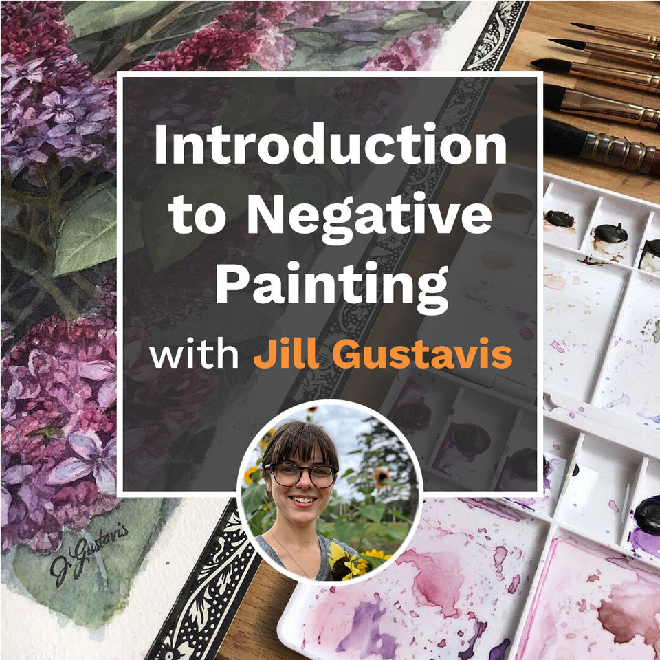 Introduction to Negative Painting