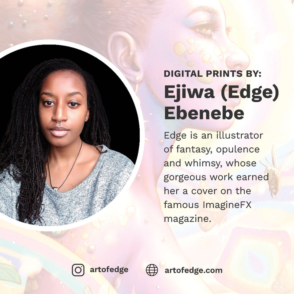 Ejiwa (Edge) Ebenebe's Digital Print Bundle