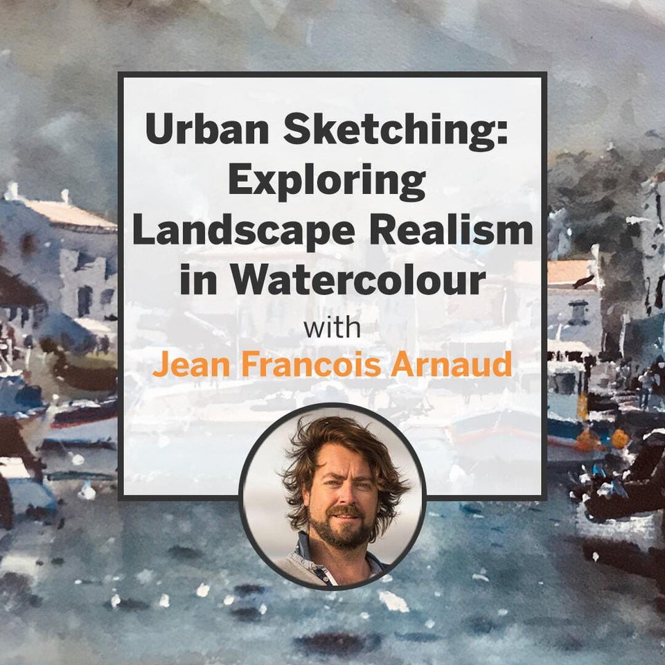 Urban Sketching: Exploring Landscape Realism in Watercolour