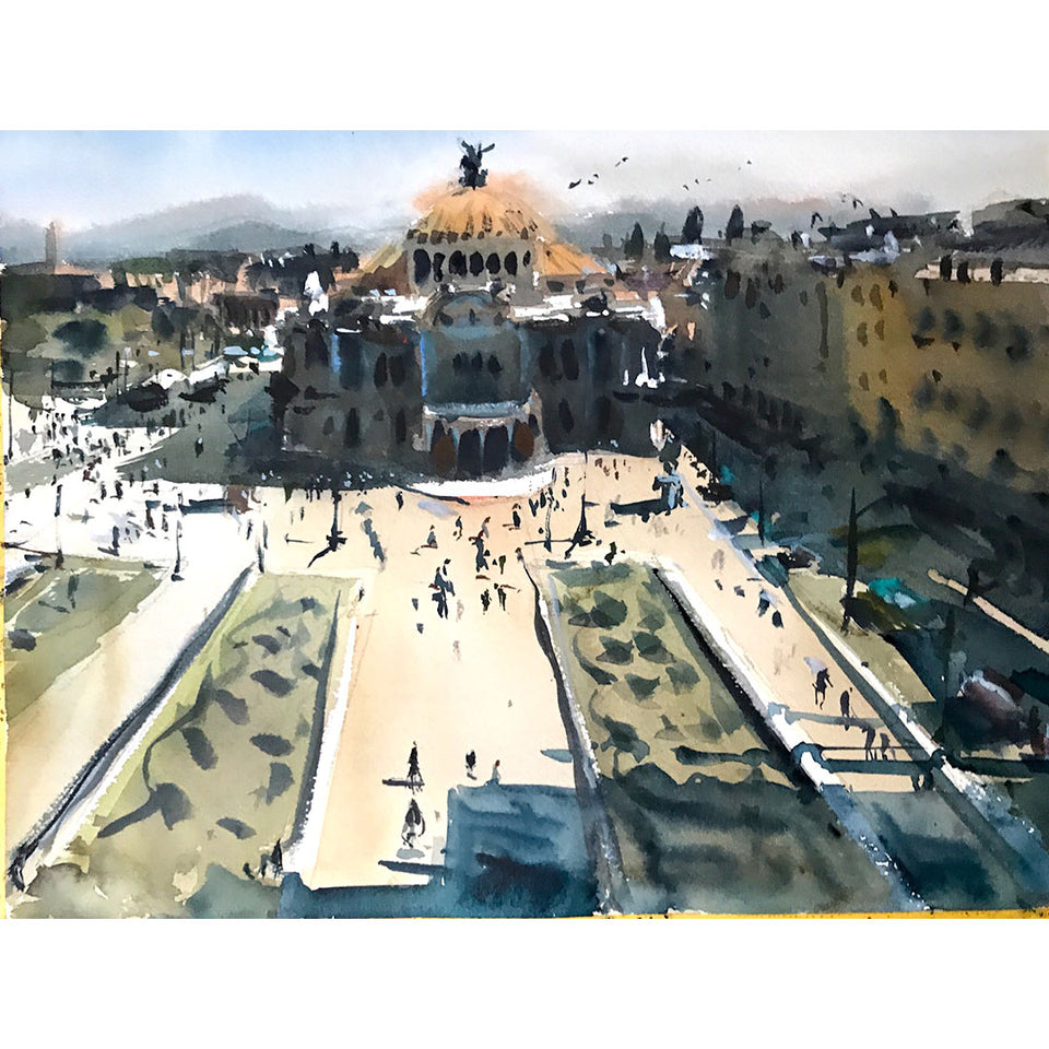 Urban Sketching: Demystifying Realism with Watercolour