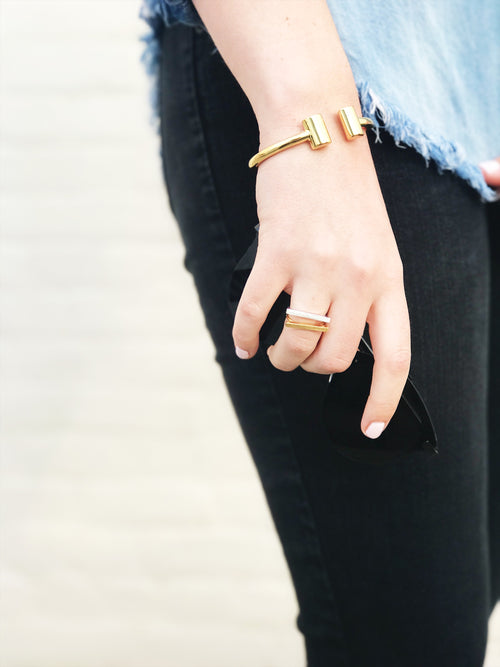 Kendall Bar Ring