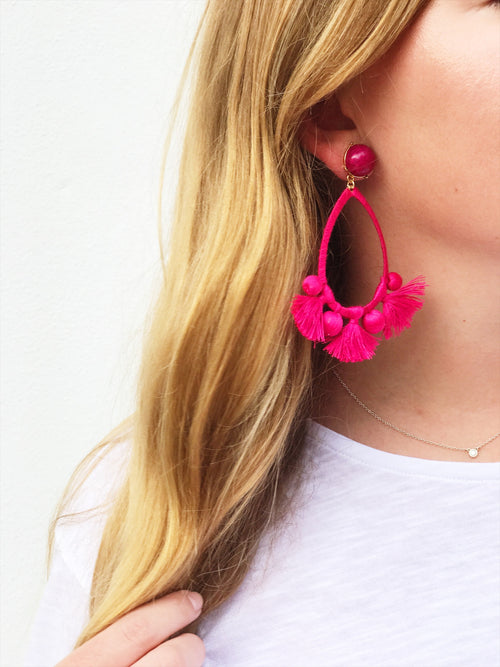 Beachy Keen Earrings