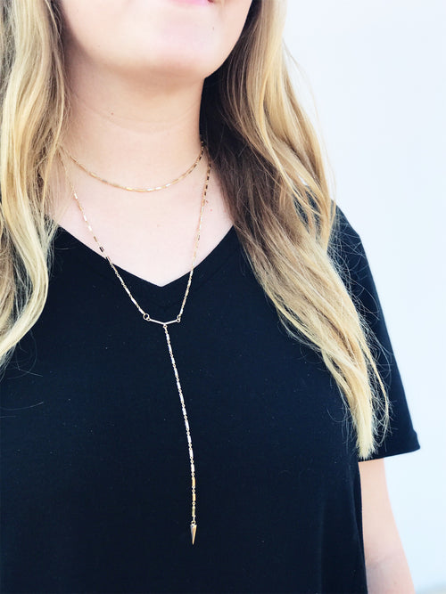 Bright Lights Layered Choker