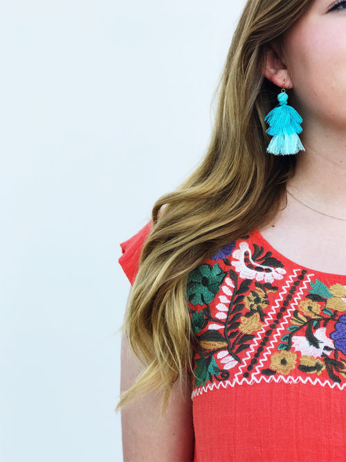 Dreamsicle Earrings