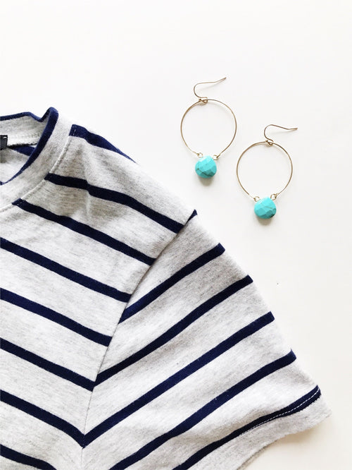 Olivia Drop Earrings
