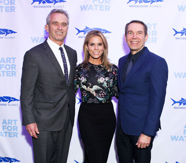 ART FOR WATER BENEFITTING WATERKEEPER ALLIANCE