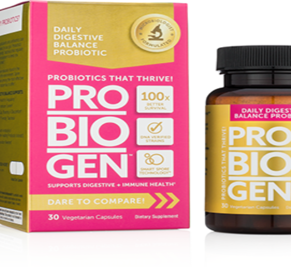 PROBIOGEN- Not all probiotics are the same!