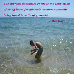 The supreme happiness