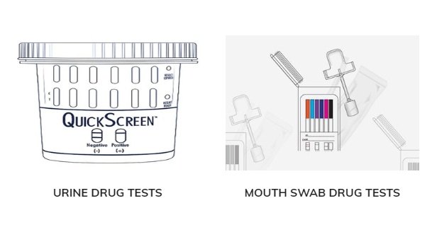 Types of Drug Tests: Different Procedures & Kits