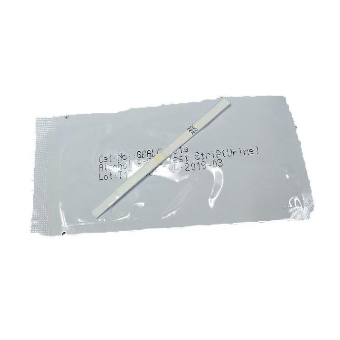1002-GBALC-101a - Urine Alcohol Test Strip 1 Panel,Alcohol,Dip Cards Medical Dimension