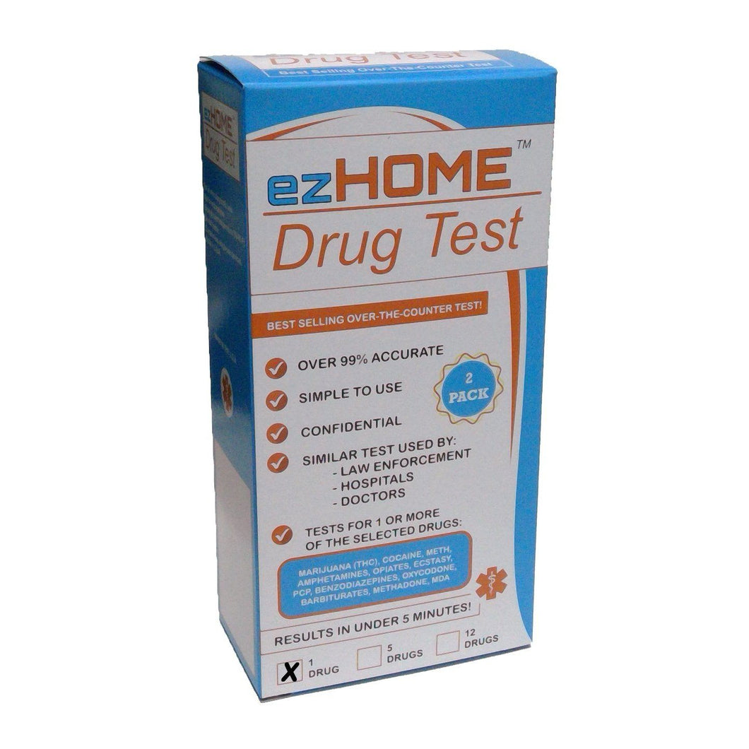 ezHome Drug Test - THC - 9078T EZ Home Drug Test,Home Drug Test Phamatech