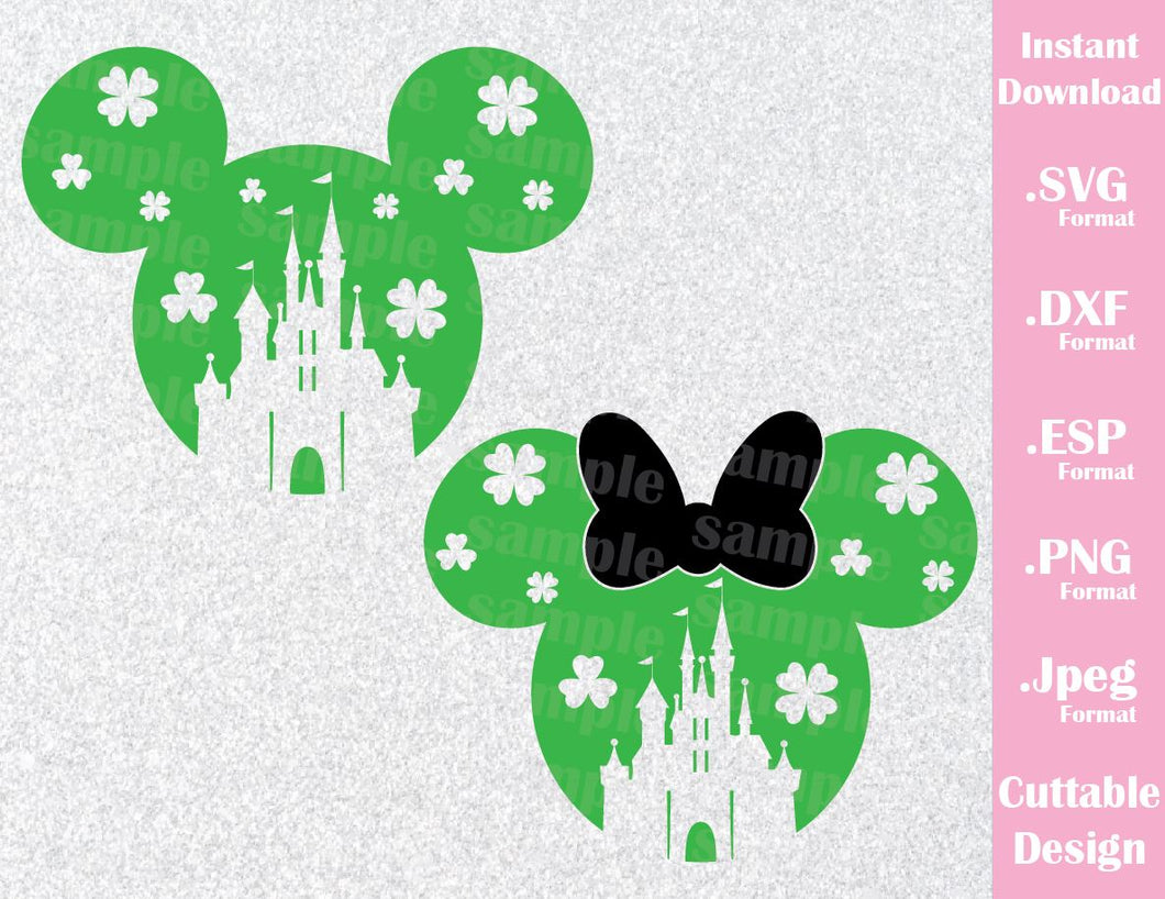 St. mickey day Patricks mouse pictures