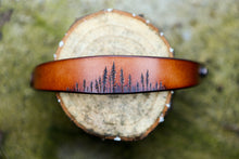 Lodgepole Forest Cuff Bracelet
