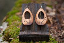 Lodgepole Forest Earrings - Teardrop