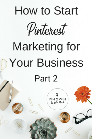 Learn how to make Pinterest marketing work for your small business.