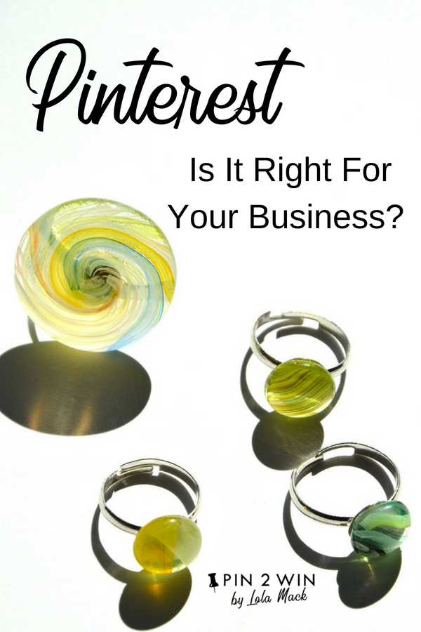Discover whether Pinterest is right for marketing your small business. This post covers how your customers use Pinterest, reasons to add Pinterest to your marketing strategy, why your business should use Pinterest and whether your customers are on Pinterest. #PinterestForBusiness #PinterestMarketing