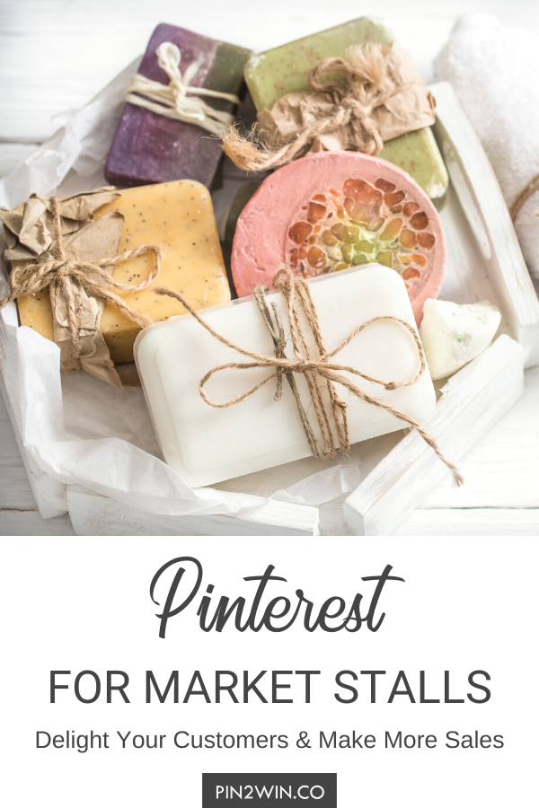 Pinterest Marketing for Market Stalls | How to Use Pincodes | Pin2Win by Lola Mack