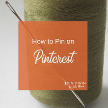 This Pinterest guide takes you step-by-step through Pinterest Pins, showing you how to use Pinterest for business to drive traffic to your small business site.