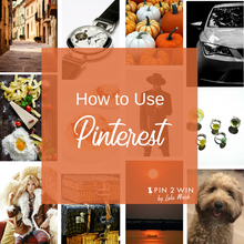 How to Use Pinterest is perfect for beginners or Pinners. It demonstrates step-by-step how to use Pinterest, with images, examples and explanations throughout.