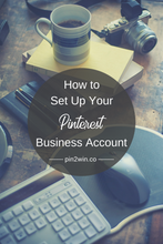 Set up your Pinterest account the right way for your business, to get more traffic to your website or shop! Your Pinterest marketing journey starts here.