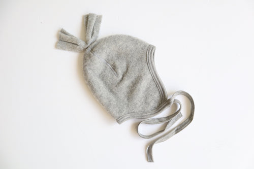 Fleece Baby Bonnets