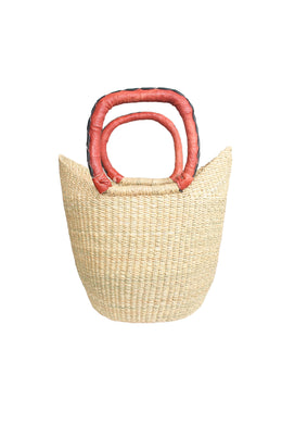 'Natural' Mini Shopper Basket