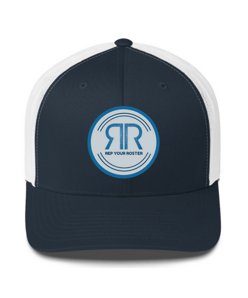332a813685e RYR Snapback Trucker Hat - Rep Your Roster