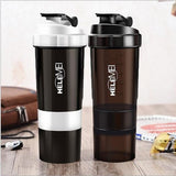 BPA free protein powder shake cup 500ml