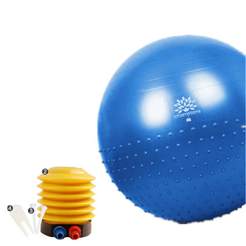 High Quality Yoga Ball with Point Massage