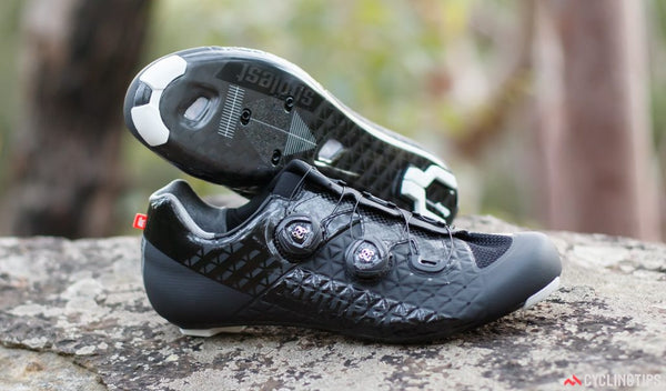 Suplest Edge/3 Pro road shoe review at cyclingtips.com