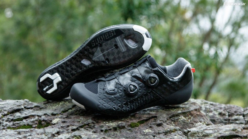 bikeradar.com review the Suplest Edge/3 shoes