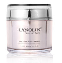 Lanolin Sleeping Mask Pack 80ml