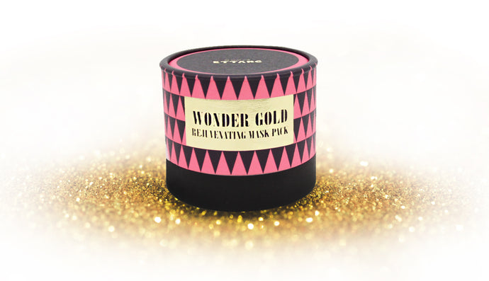 Wonder Gold Rejuvenating Mask Pack 50g