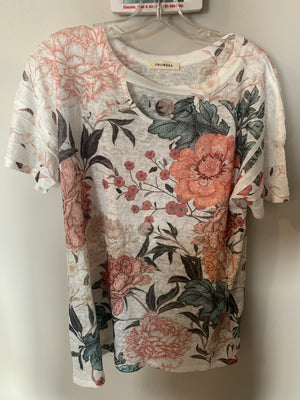 Floral Top - Large