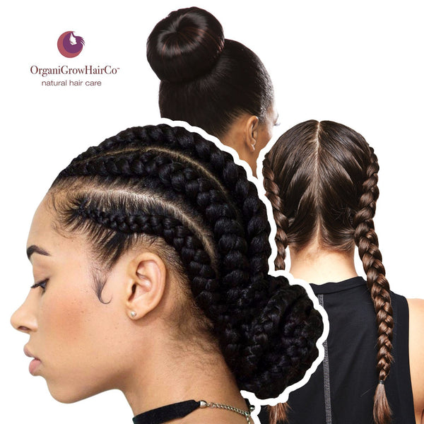 Top 4 Winter Protective Styles | OrganiGrowHairCo