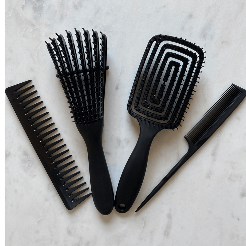 Brush Bundle - OrganiGrowHairCo