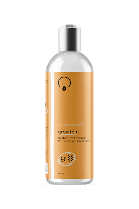 GrowTein Deep Moisture Condish 16oz - OrganiGrowHairCo