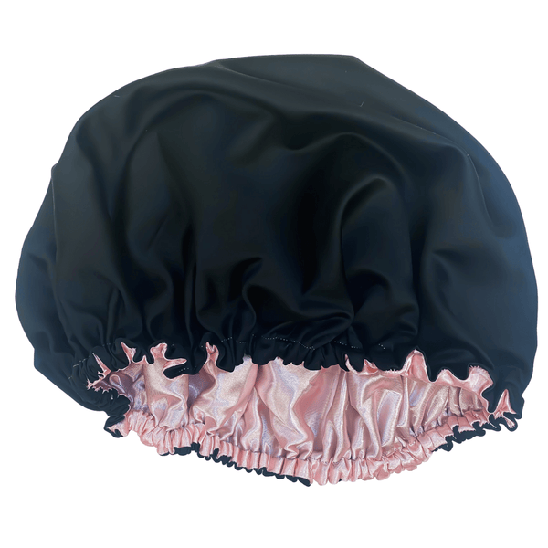 Reversible Satin Bonnet - OrganiGrowHairCo
