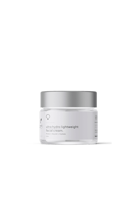 Ultra Hydro Lightweight Facial Cream - OrganiGrowHairCo