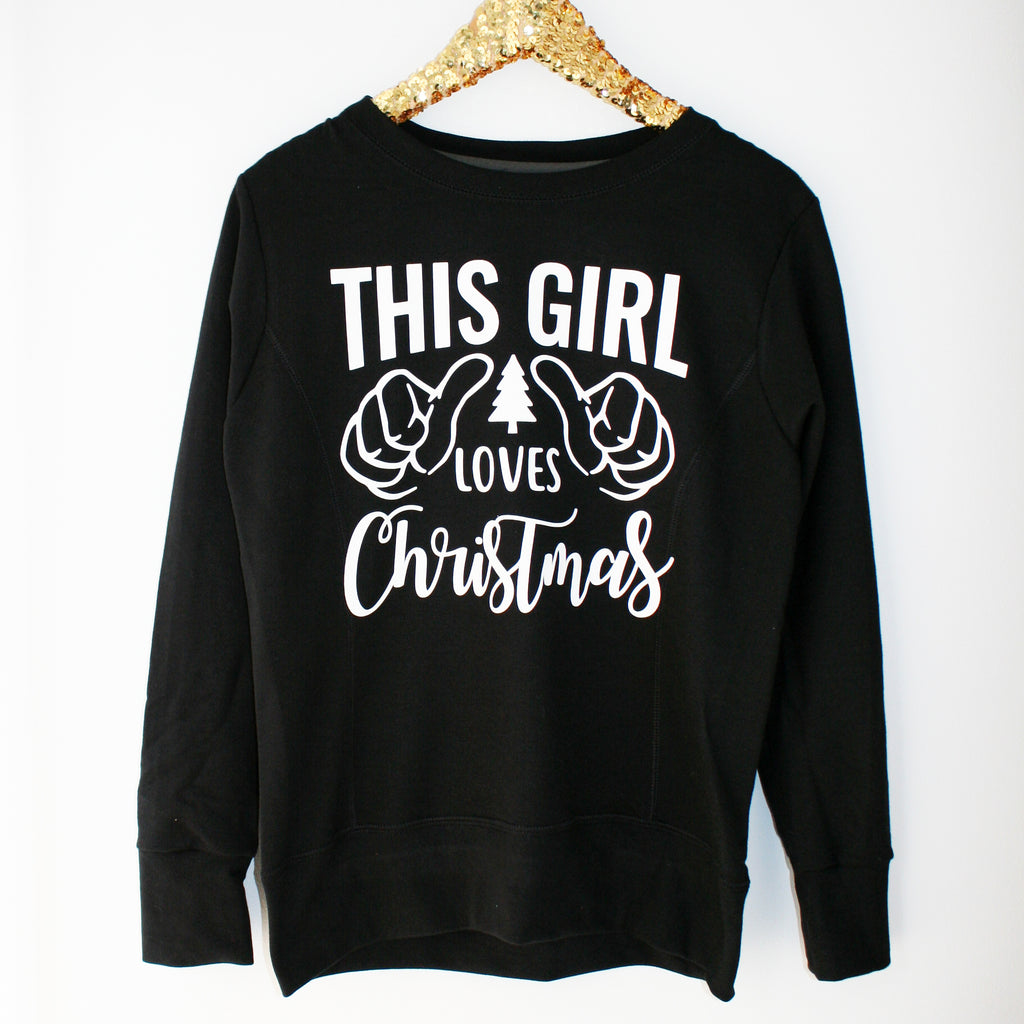 Holiday Christmas Sweatshirts!